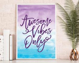 awesomevibesonlyprint