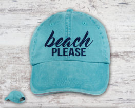 beachpleasehat