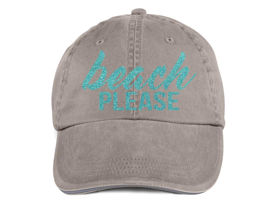 69fc7ff80 Beach Please Hat