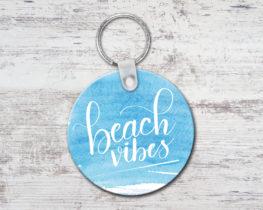 beachvibeskeychain