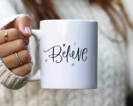 believecoffeemug