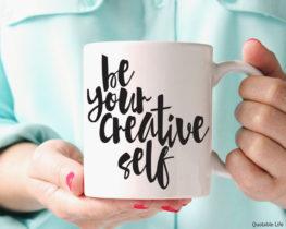 beyourcreativeself