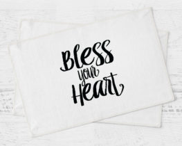blessyourheartplacemat