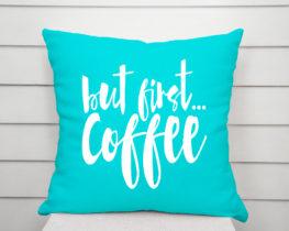 butfirstcoffeepillow