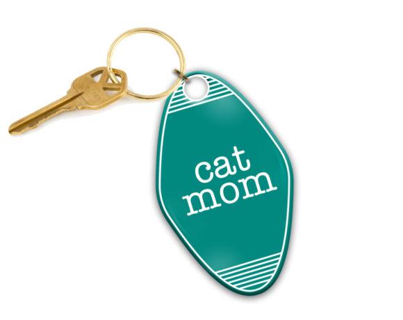 catmomkeychain