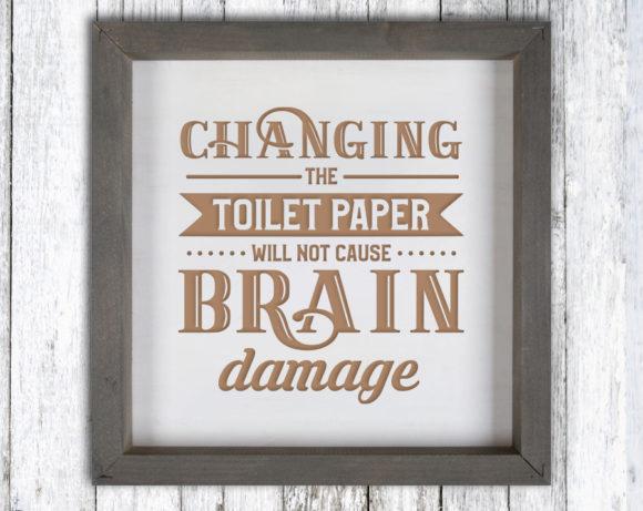 changingthetoiletpapersign
