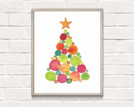 christmastreeprint