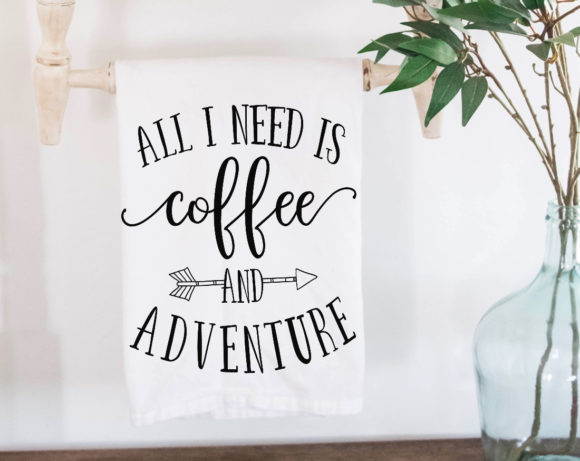 coffeeandadventuretowel