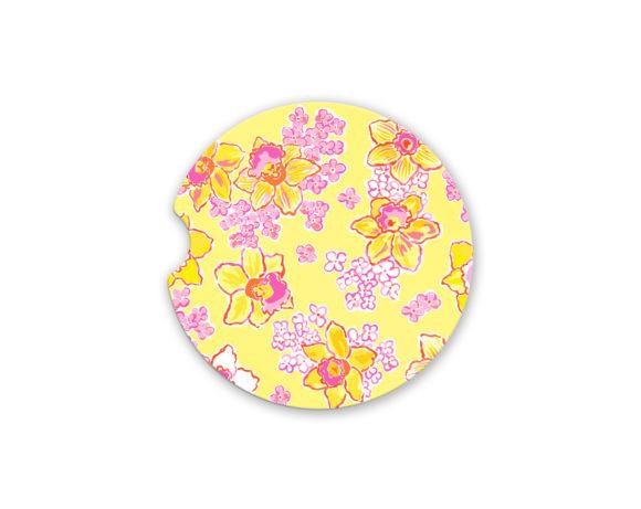 daffodilcarcoasters