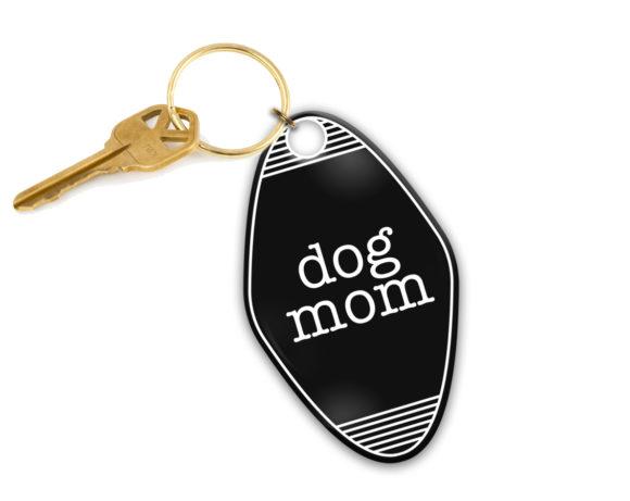 dogmomkeychain