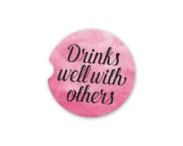 drinkswellwithotherscarcoasters