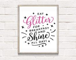 eatglitterprint