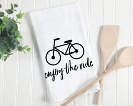 enjoytheridetowel