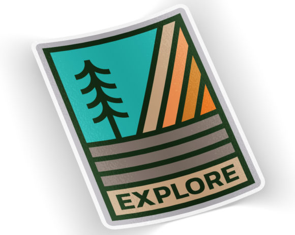 exploresticker