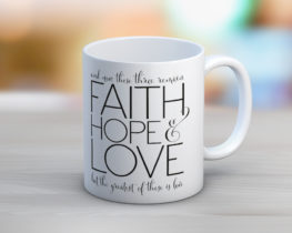 faithhopeandlovemug