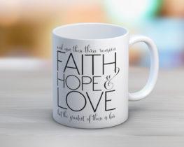 faithhopeandlovemug