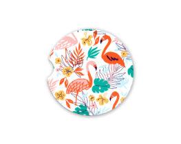 flamingofloralcarcoaster