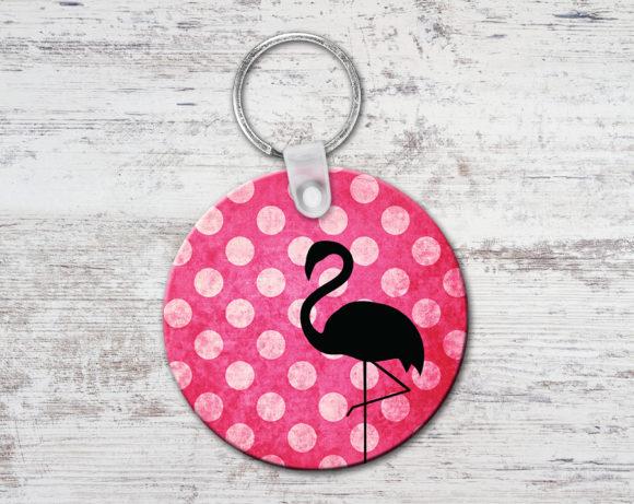 flamingokeychain