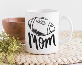footballmommug