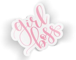 girlbosssticker