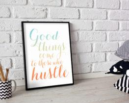 goodthingscomeprint