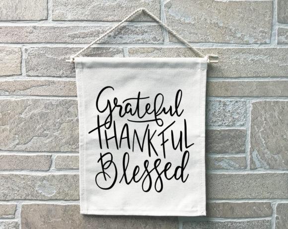 gratefulthankfulblessedbanner