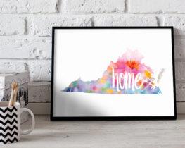 home-virginia-print