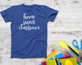homesweetclassroomtee