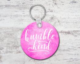 humbleandkindkeychain