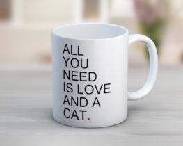 loveandacatmug
