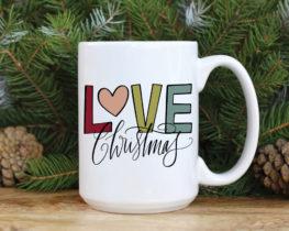 lovechristmasmug
