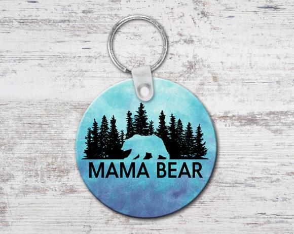 mamabearkeychain