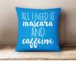 mascaraandcaffeinepillow