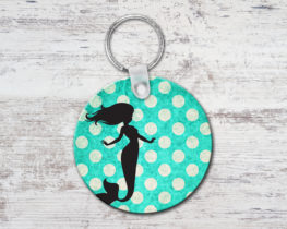 mermaidkeychain