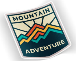 mountainadventuresticker