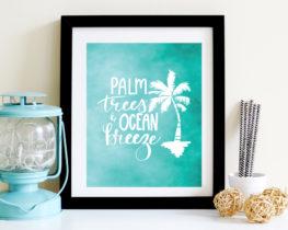 palmtreesoceanbreezeprint