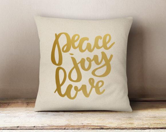 peacejoylovepillow