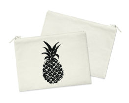 pineapplecosmeticbag