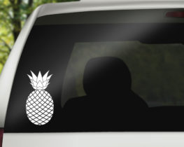 pineappledecal