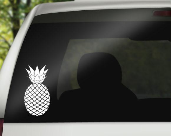 pineappledecal