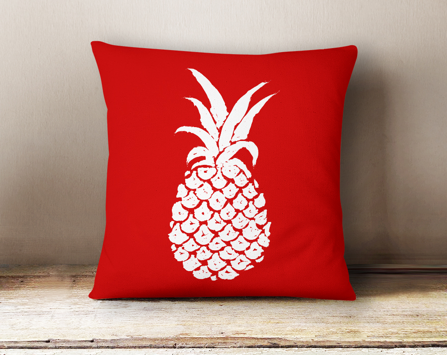 rack product pineapple image of pillow nordstrom shop