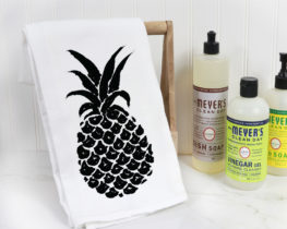 pineappletowel