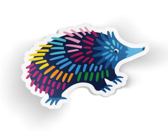porcupinesticker
