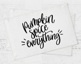 pumpkinspiceeverythingplacemat