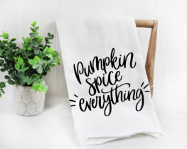 pumpkinspiceeverythingtowel