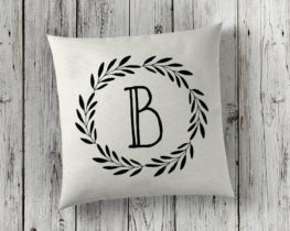 rusticwreathpillow