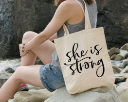 sheisstrongtote