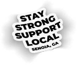 staystrongsticker