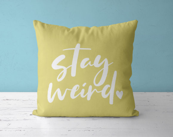 stayweirdpillow