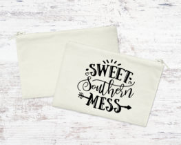 sweetsouthernmesscosmeticbag